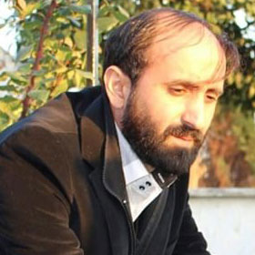 حاج عباس طهماسب پور