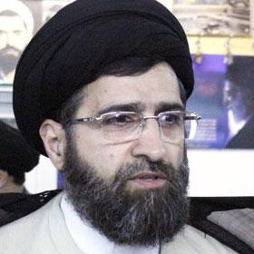 حجت الاسلام و المسلمین حسینی قمی